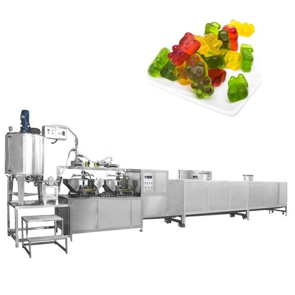 16 Channel Automatic Food Candy Tablet Chocolate Bean Gummy Chewing Gum Counter Tablet Vibration Counting and Packing Machine