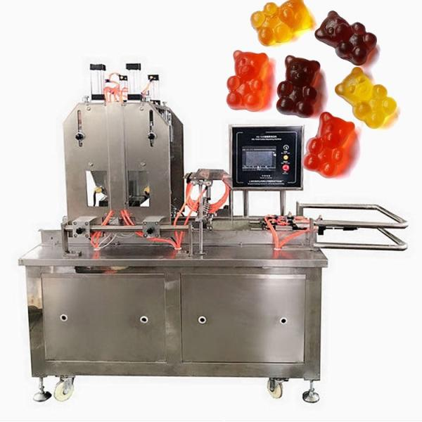 Gummy candy machine /CBD gummy Small Jelly Candy production line for sweet candy jelly machine