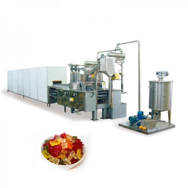 Automatic Candy Machine Jelly Candy Making Machine Equipment with Granulated Sugar