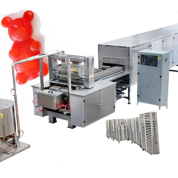 Best price Semi Automatic Multifunction Small Confectionery Depositor for Gummy and Lollipop maker