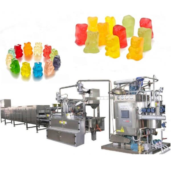Non Stick Food Grade 53 Cavities Candy Jelly Maker Silicone Candy Gummy Bear Molds